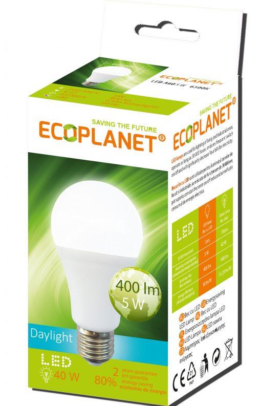 bec led 5w lumina rece 40w ecoplanet