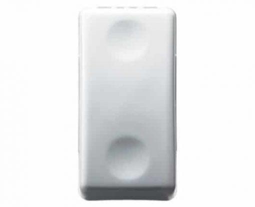 Intrerupator Modular Gewiss System Alb 1M 1P 16A System White