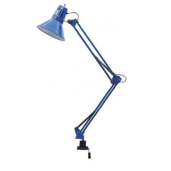 TG-Lampa birou ( 1 x E27, max. 60W ), cod: TG-3108.02604, culoare: BLEU
