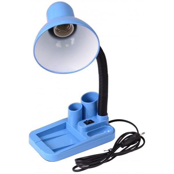 TG-LAMPA BIROU ( 1 x E27 / 40W ), cod: MT.DL-8808, culoare: BLEU