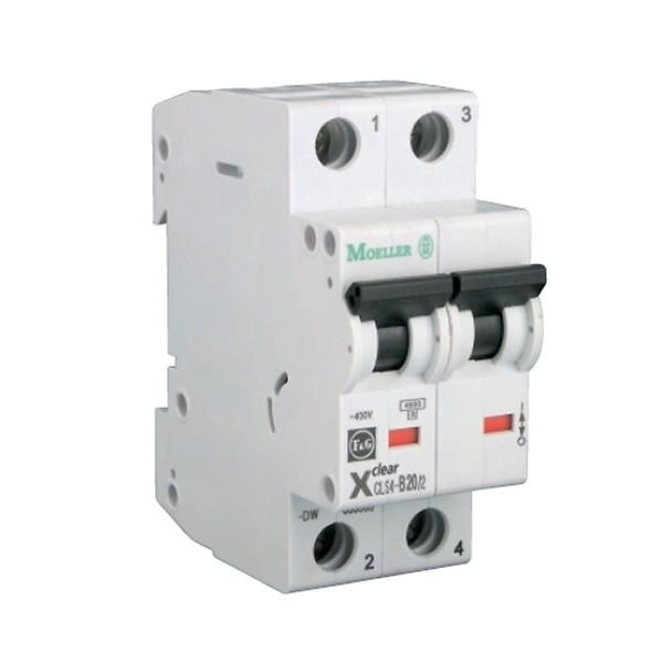 MOELLER-Intr. automat 4.5KA C20/2, cod: CLS4-C20/2