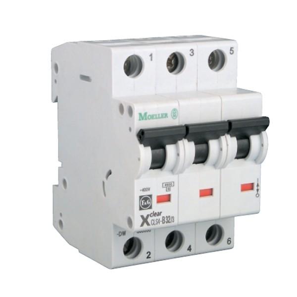 MOELLER-Intr. automat 4.5KA C25/3, cod: CLS4-C25/3