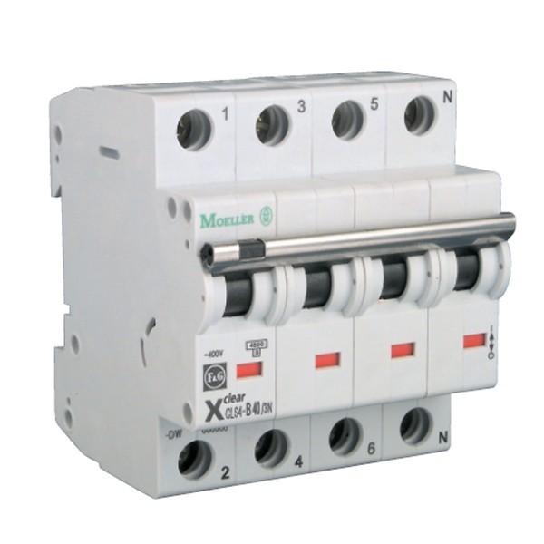 MOELLER-Intr. automat 4.5KA C16/3N, cod: CLS4-C16/3N