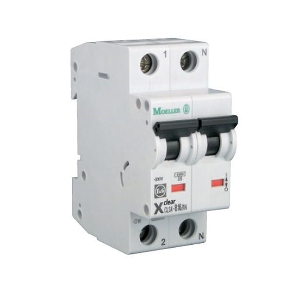 MOELLER-Intr. automat 4.5KA C16/1N, cod: CLS4-C16/1N
