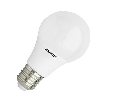 Comtec - Bec LED E27 7W lumina rece 6400K