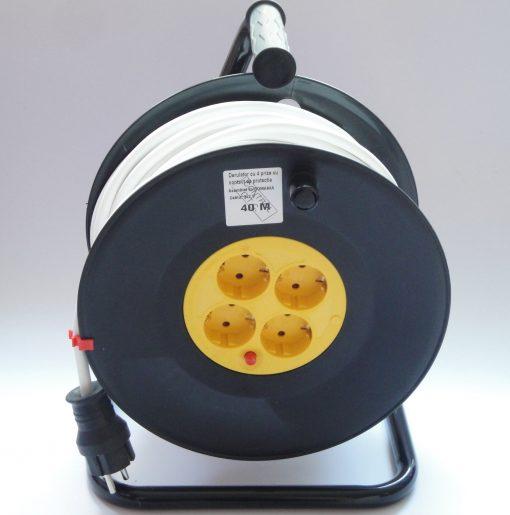 Derulator tambur 30 Metri 3x2.5mm GELUX