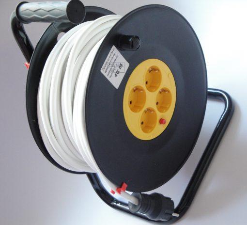 Derulator tambur 50 Metri 3X2.5mm GELUX
