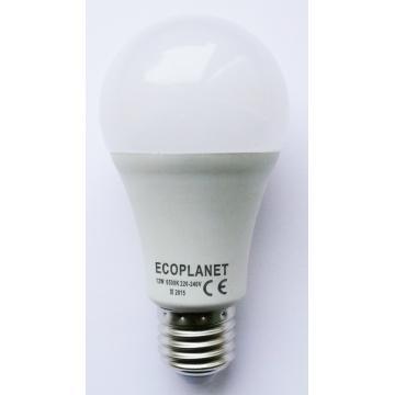 Ecoplanet - Bec LED E27 15W lumina rece 6500K