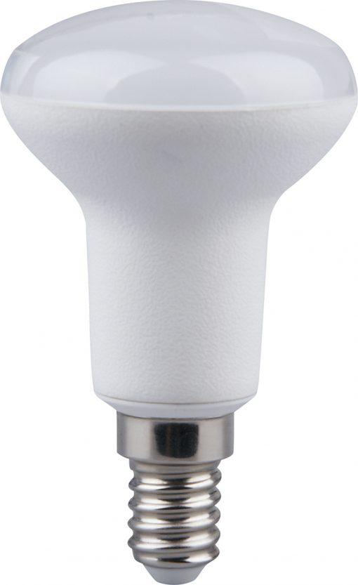 Ecoplanet - Bec spot LED R50 6W lumina rece 6500K