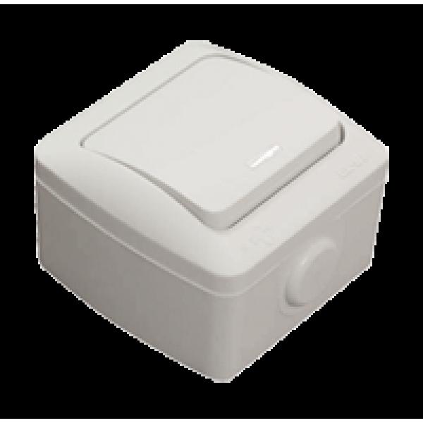 EVA-Intrerupator cu led (IP54)