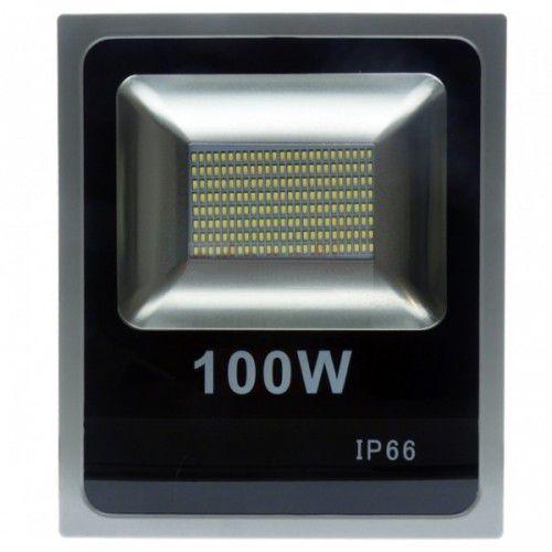 Gelux – Proiector slim cu led 100W lumina rece 6500K