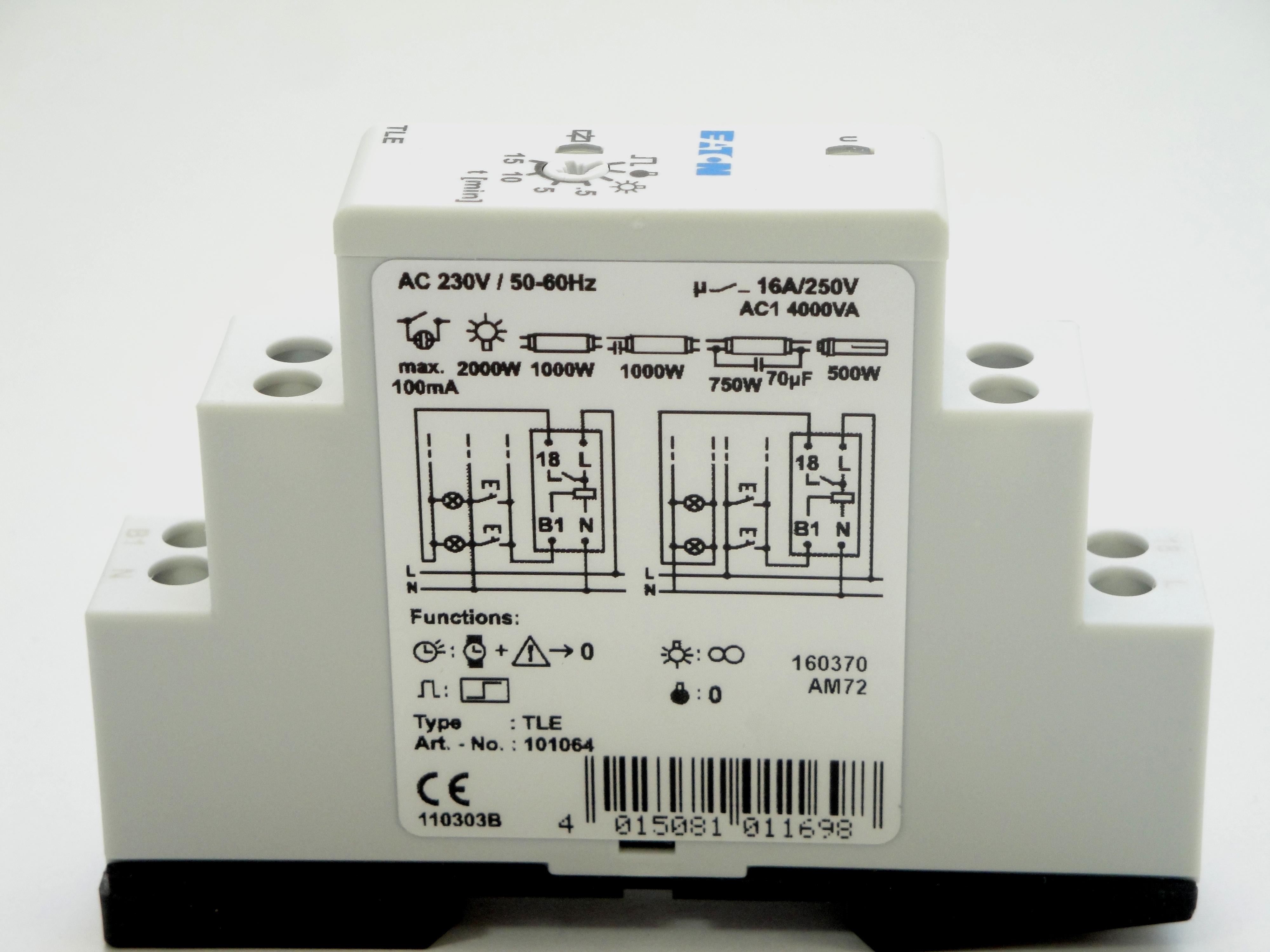 MOELLER-Automat de scara electronic, cod: 101064 TLE