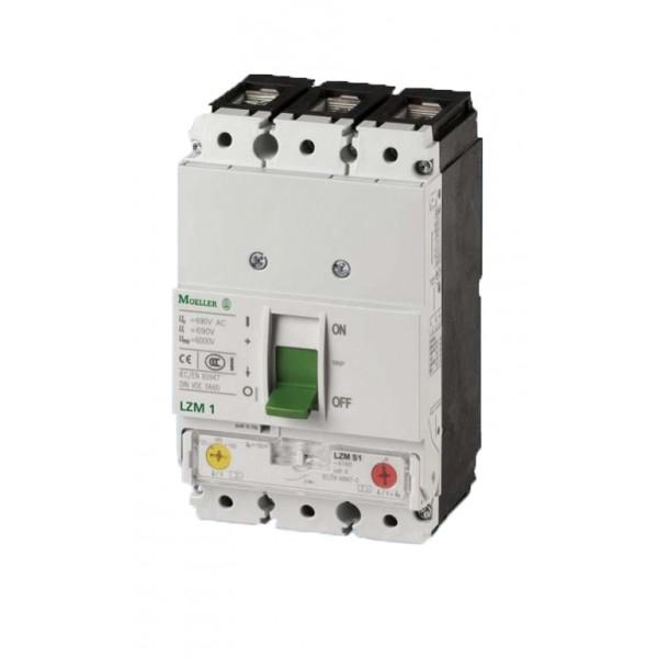 MOELLER Intrerupator automat 100A,3P,36kA, LZMC1-A100-Id:LZMC1-A100-I