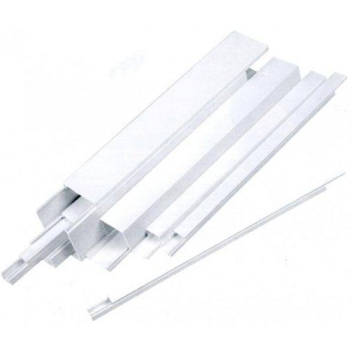 Novelite-Canal cablu cu banda adeziva (16mm x 16mm)