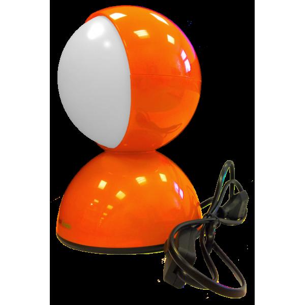 TG-Lampa birou ( 1 x E27, max. 25W ), cod: TG-3108.07252, culoare: PORTOCALIU