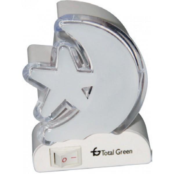 TG-Lampa de veghe cu led (4 x 0.1W), cod: TG-3111.134010, culoare: MULTICOLOR