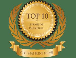 Top 10 Firme de Prestigiu