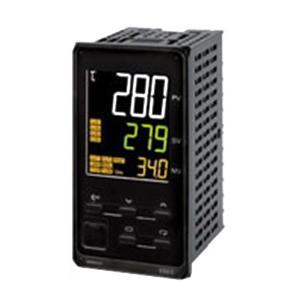 Regulator digital de temperatura 220V cu 4 relee+sonda temperatura Omron model E5EC-TRR4ACM-000