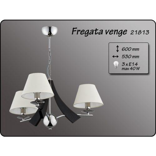 PENDUL FREGATA VENGE 3X60W E27