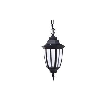 LAMPA DE GRADINA HL277 075-013-0003 LEYLAK-3 60W E27 NEGRU Horoz