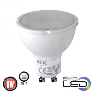 Lampă LED 8W GU10 PLUS-8