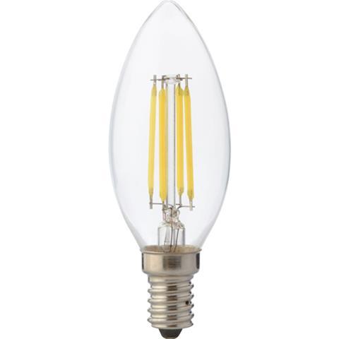 Lampa cu incandescență 4W E14 FILAMENT CANDLE-4