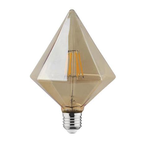 Lampa cu incandescență 6W E27 FILAMENT RUSTIC PYRAMID-6