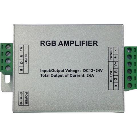 AMPLIFICATOR RGB 12A144W 12V HOROZ