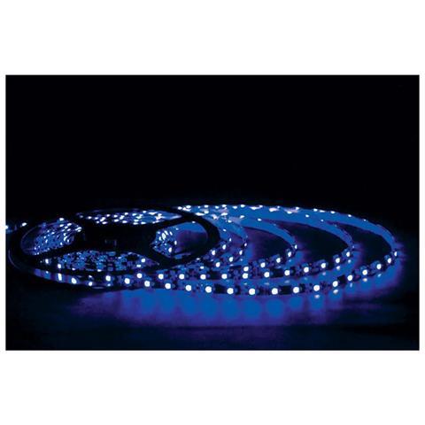 Brand: Horoz Temperatura culoare (K): ALBASTRU (7500 K) Puterea (W): 4.8 W/M Model: HL 540L Curent (A): 2A Durata medie de viaţă (h): 30000 h Tensiune (V): 12 V DC Flux luminos (lm): 1440 lm Dimensiuni (L x W x H x Ø): 1000 x 7 x 3 mm Tip formă: 35 x 28 SMD Gradul de protecţie (IP): IP54 Metoda de prindere: Bandă autoadezivă