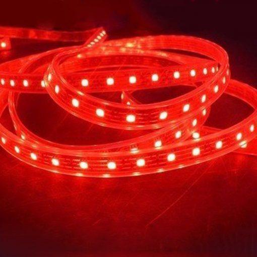 Brand: Horoz Temperatura culoare (K): ROŞU (1500 K) Puterea (W): 4.8 W/M Model: HL 540L Curent (A): 2A Durata medie de viaţă (h): 30000 h Tensiune (V): 12 V DC Flux luminos (lm): 1440 lm Dimensiuni (L x W x H x Ø): 1000 x 7 x 3 mm Tip formă: 35 x 28 SMD Gradul de protecţie (IP): IP54 Metoda de prindere: Bandă autoadezivă