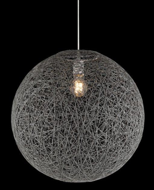 Lustra pendul COROPUNA 15253G include bec led filament