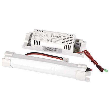 Kit emergenta pentru tuburi fluorescente T8 6-36W 2h intelight