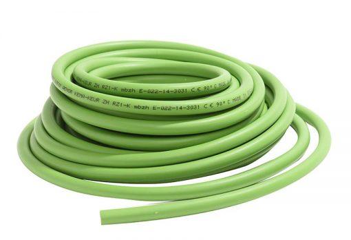 Cablu electric Cupru 4x2.5mm (H05VV-F)AScable Recael PROMO, Spania