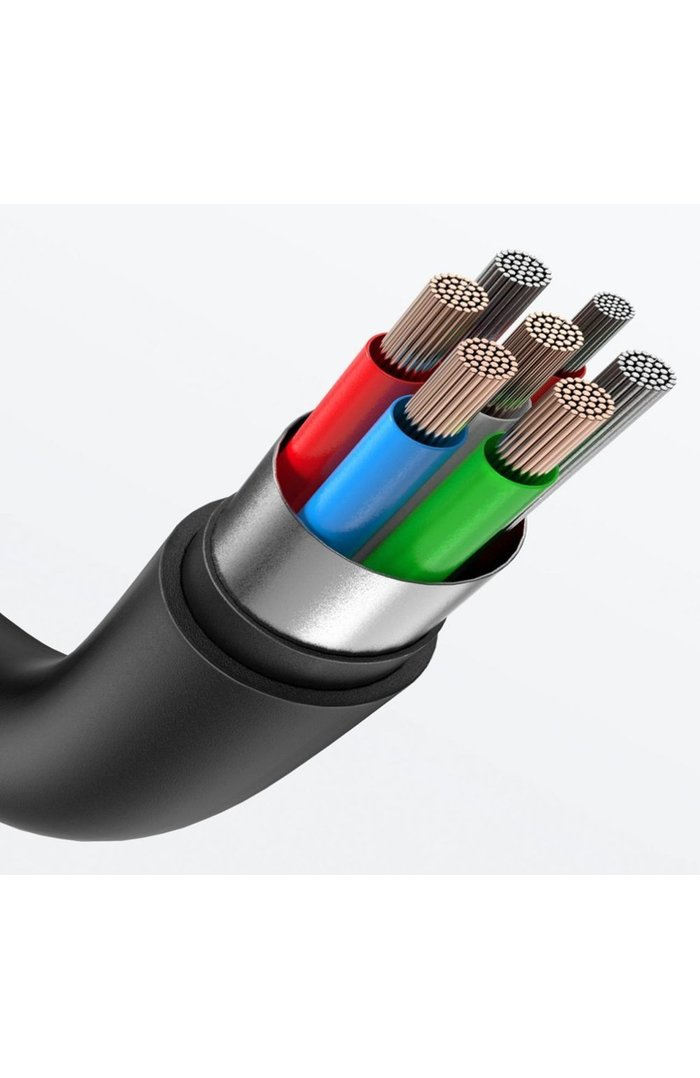 Cablu USB-C Lightning MFI Anker PowerLine Select 0.91m Negru