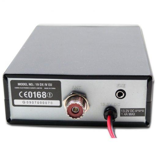 Statie radio CB Cobra 19 DX IV EU profesionala