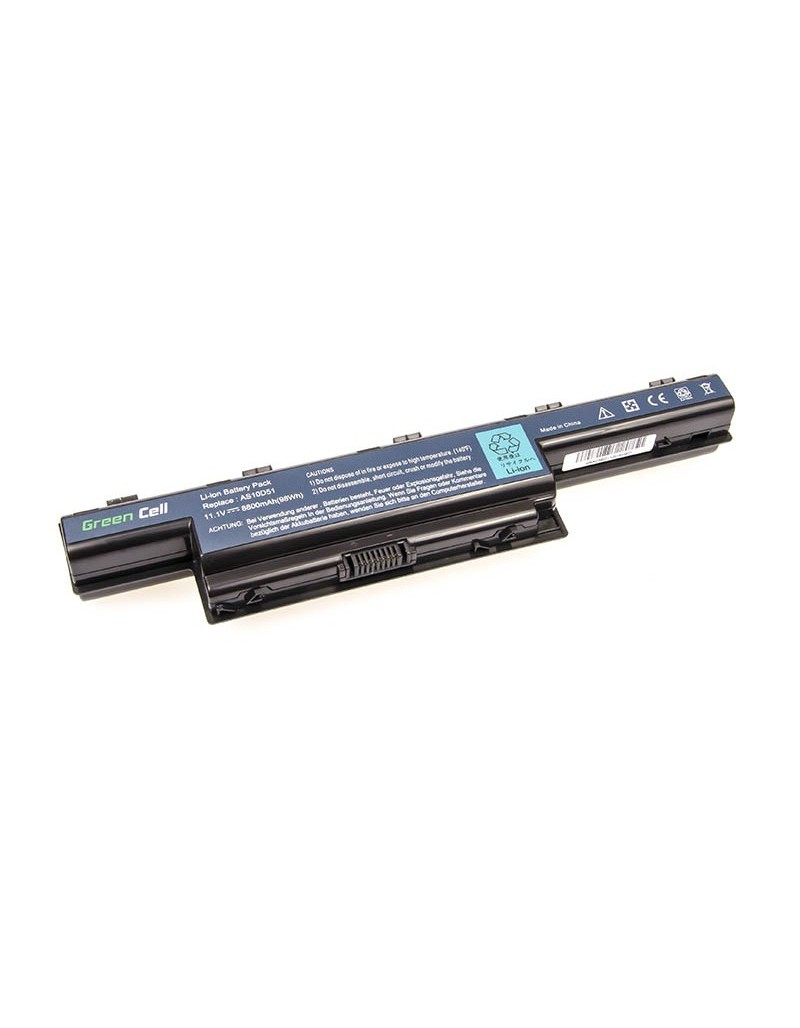 Acumulator laptop Acer Aspire 5733 5742G AS10D61 AS10D75 12 celule