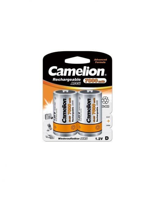 Acumulatori Camelion D R20 7000mAh 1,2V Ni-MH set 2 buc.