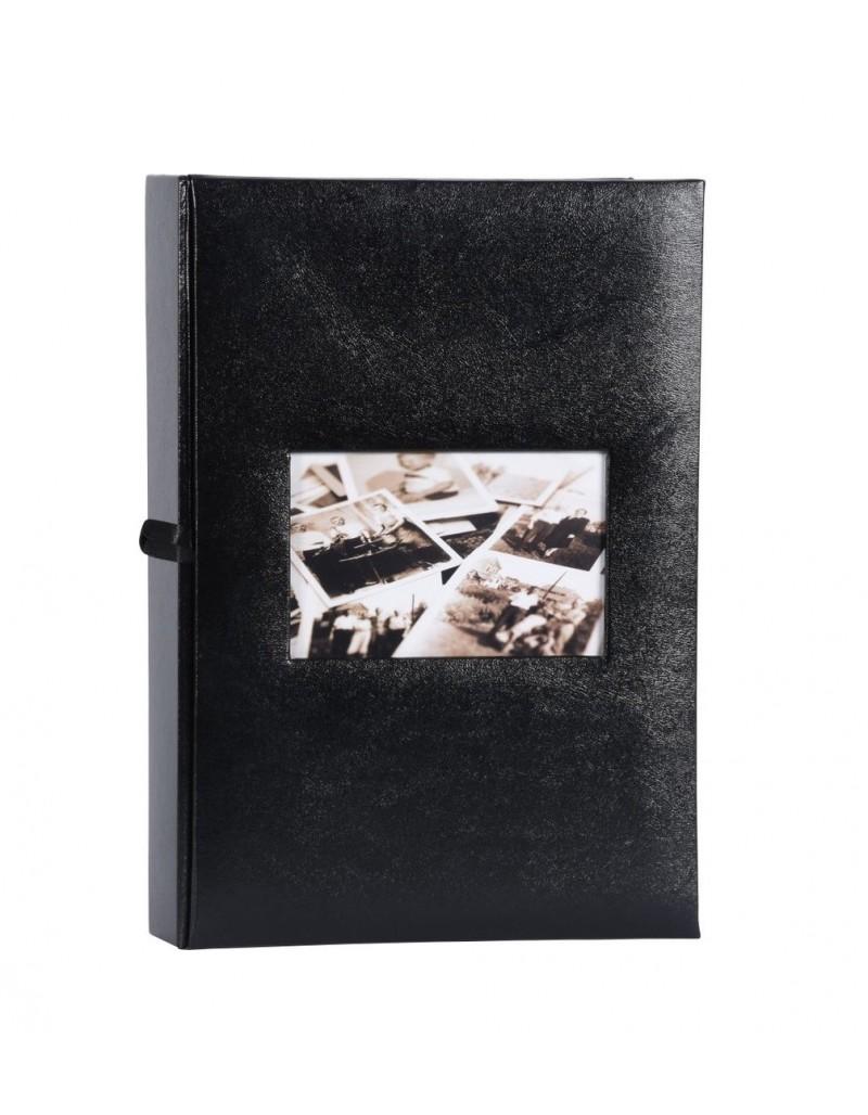 Album foto Edition pentru poze 10 x 15 cm Slip-in 300 fotografii Henzo 204.00 negru