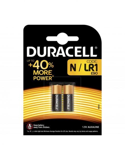 Baterie Duracell LR1 N E90 1,5V alcalina set 2 buc.