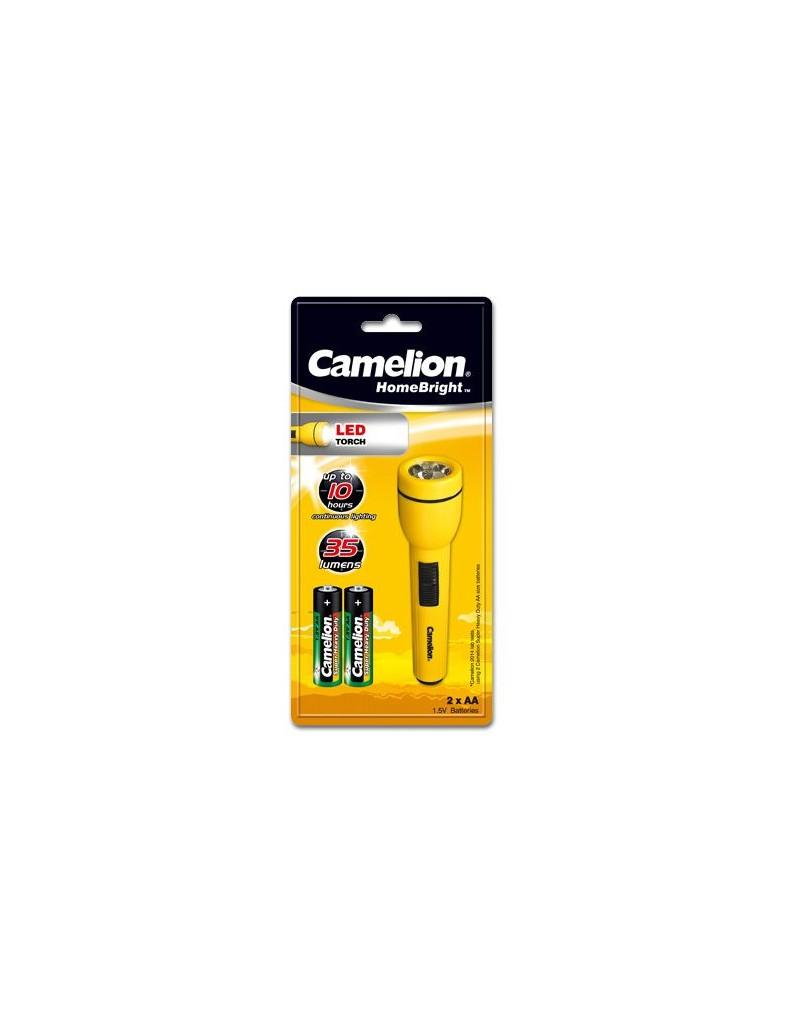 Lanterna Camelion Home Bright 1 LED-uri include 2 x AA R6 FL1L2AA2R6P