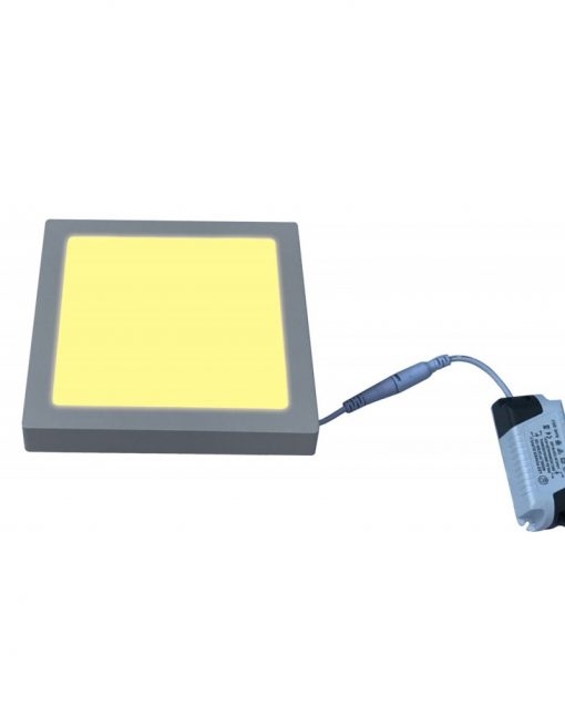 Plafoniera LED patrata 24W 3000K 1450lm PT TED Electric