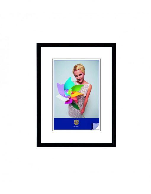 Rama foto Napoli 20 x 30 cm neagra Henzo 517.08