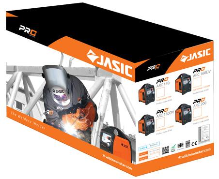 Aparaj sudura Jasic arc 200 pro box